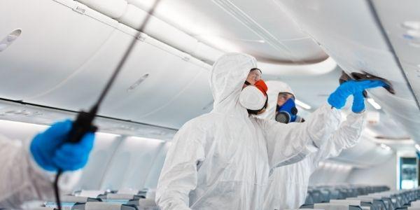 Conoce los protocolos de bioseguridad de LATAM Airlines