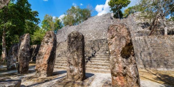 Reabre zona arqueológica de Calakmul, Campeche