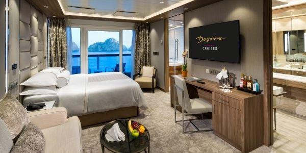 Desire Cruise presenta sus nuevas travesías