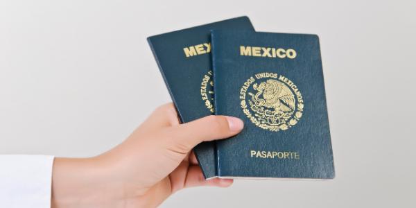 SRE suspende emisión de pasaportes hasta nuevo aviso