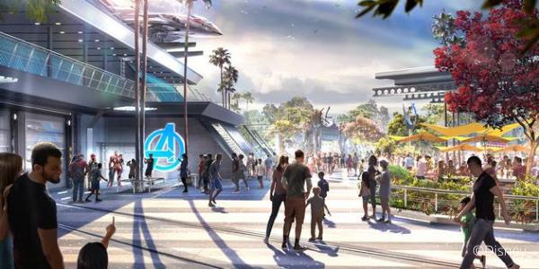 avenger campus 2021
