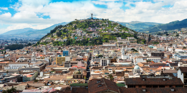 Requisitos de entrada a Ecuador