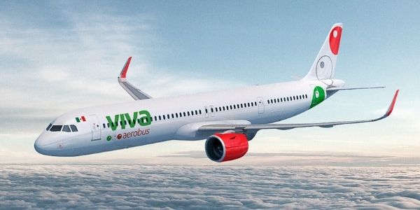 Viva Aerobus incrementa sus vuelos a Houston
